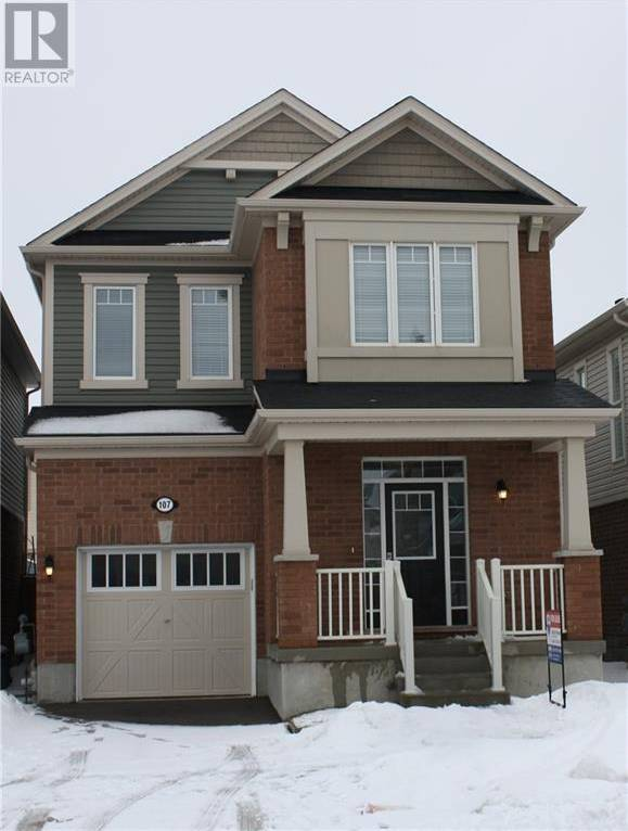 House for rent at 107 West Oak Tr Kitchener Ontario - MLS: 30791407