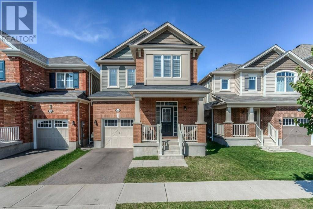 House for sale at 107 West Oak Trail Tr Kitchener Ontario - MLS: 30765678