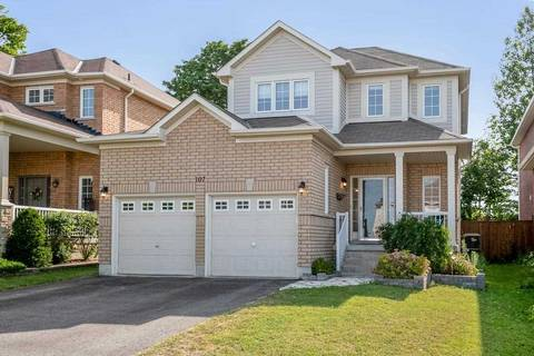 House for sale at 107 Winchester Terr Barrie Ontario - MLS: S4513132