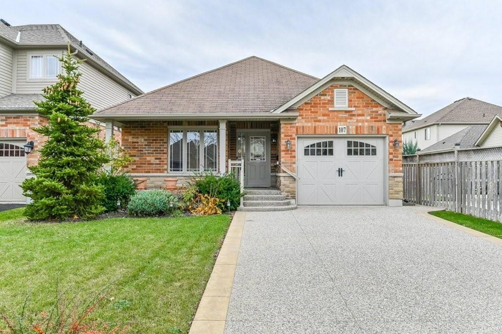 House for sale at 107 Windwood Dr Binbrook Ontario - MLS: H4067536
