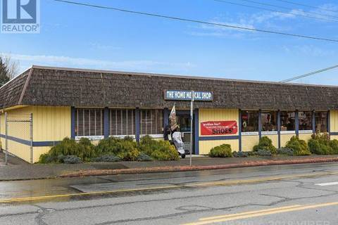 Commercial property for sale at 1070 Cliffe Ave Courtenay British Columbia - MLS: 448209