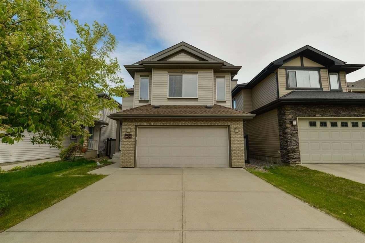 House for sale at 1070 Mckinney Gr NW Edmonton Alberta - MLS: E4199678