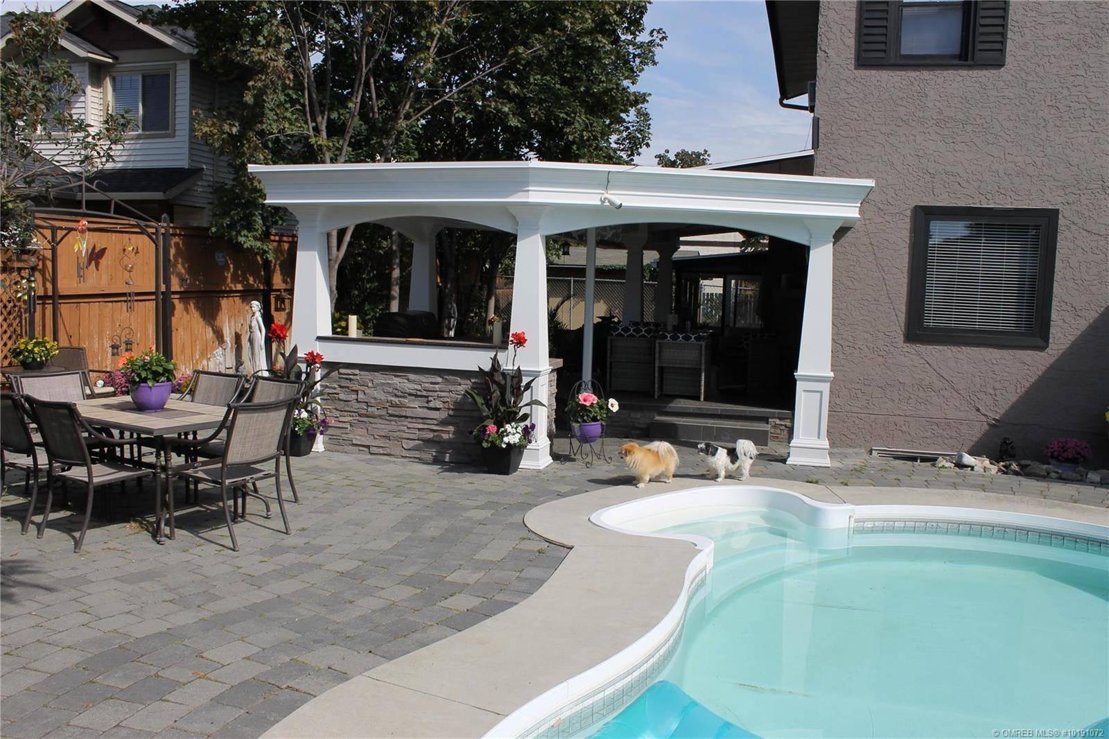 House for sale at 1070 Theodora Rd Kelowna British Columbia - MLS: 10191072