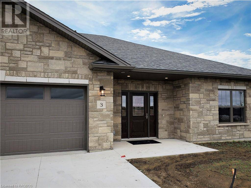 Townhouse for sale at 1070 Waterloo St Saugeen Shores Ontario - MLS: 177205