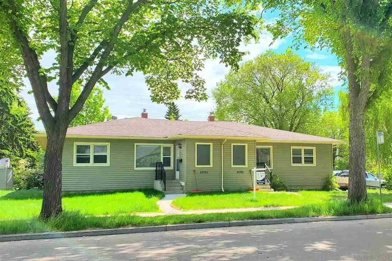 Townhouse for sale at 10703 135 St NW Unit 10701 Edmonton Alberta - MLS: E4201603