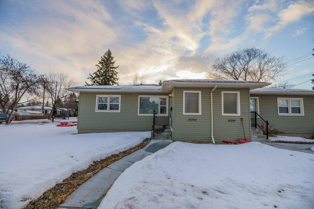 Townhouse for sale at 10703 135 St Nw Unit 10701 Edmonton Alberta - MLS: E4190600