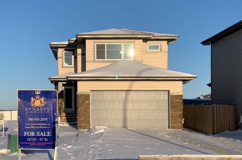 House for sale at 10703 97 St Morinville Alberta - MLS: E4179111