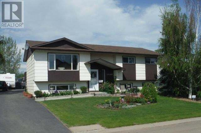 House for sale at 10705 Briarwood Cres Dawson Creek British Columbia - MLS: 184356