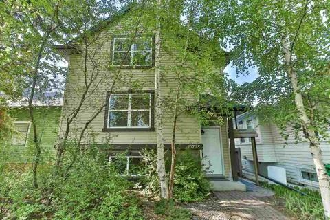 House for sale at 10705 University Ave Nw Edmonton Alberta - MLS: E4156661