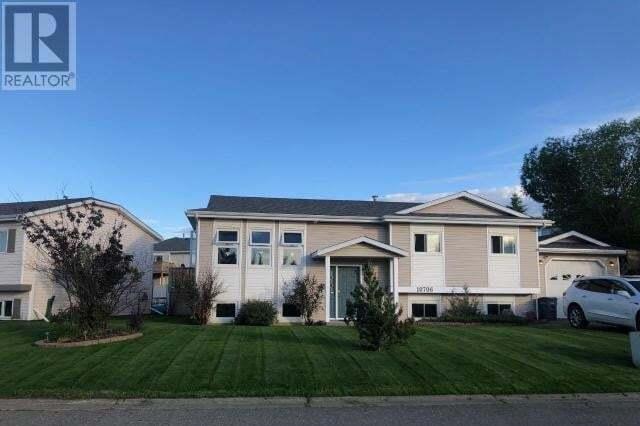 House for sale at 10706 Cottonwood Cres Dawson Creek British Columbia - MLS: 184371
