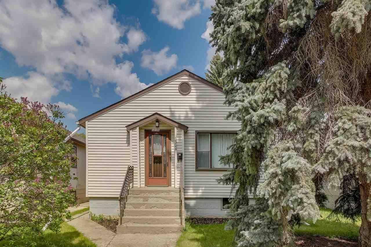 House for sale at 10706 University Ave Nw Edmonton Alberta - MLS: E4158715