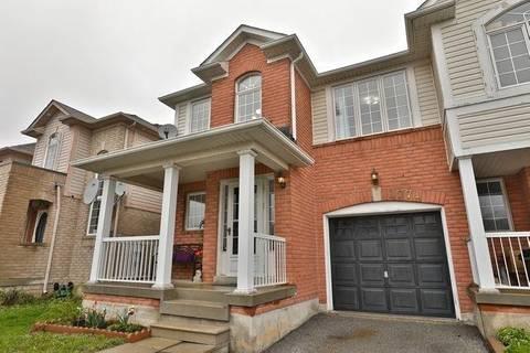 Townhouse for sale at 1071 Kennedy Circ Milton Ontario - MLS: W4451487
