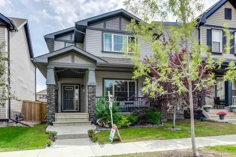 House for sale at 1071 Mcconachie Blvd Nw Edmonton Alberta - MLS: E4150342