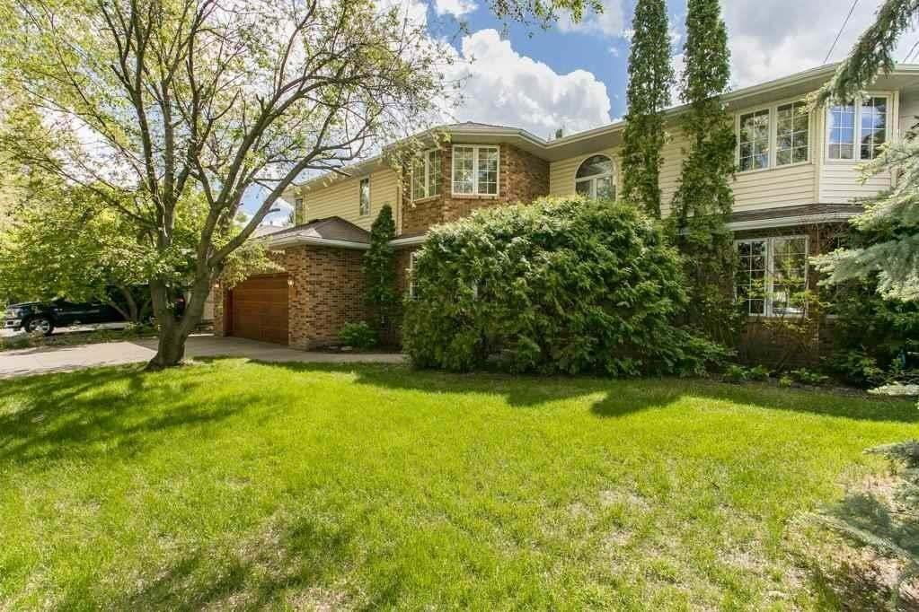 House for sale at 10713 60 Av NW Edmonton Alberta - MLS: E4201021
