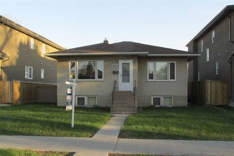 House for sale at 10715 70 Ave Nw Edmonton Alberta - MLS: E4155296