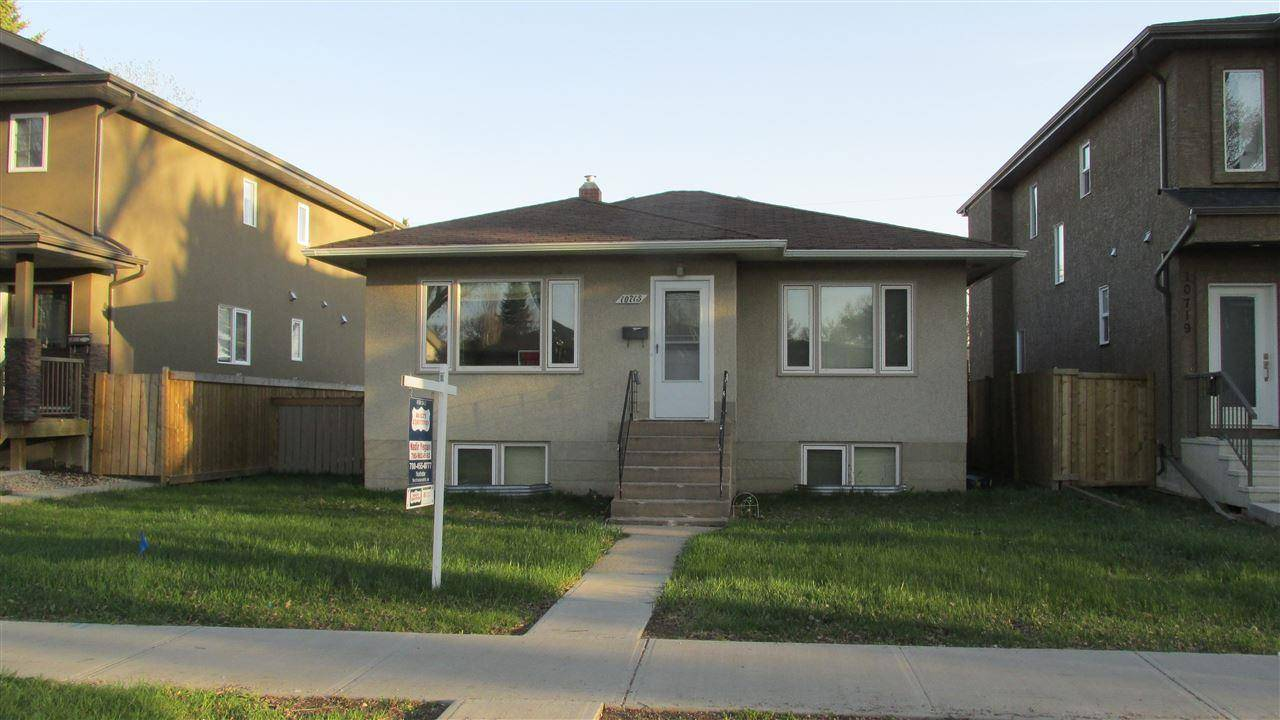 House for sale at 10715 70 Ave Nw Edmonton Alberta - MLS: E4175829