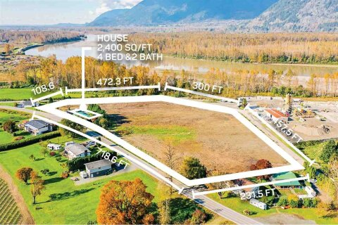 House for sale at 10715 Tower Rd Chilliwack British Columbia - MLS: R2508585