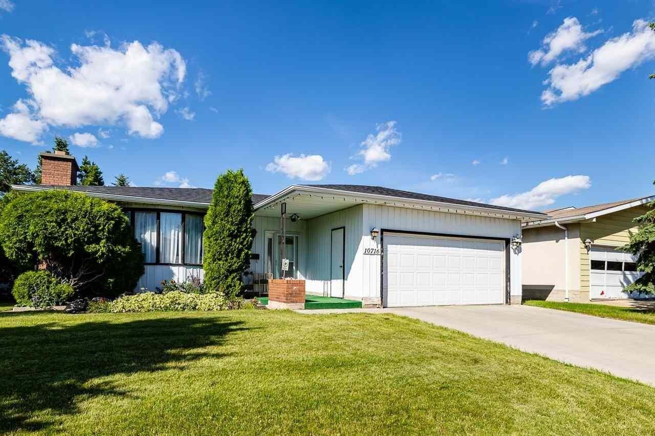 House for sale at 10716 43 Av NW Edmonton Alberta - MLS: E4207911