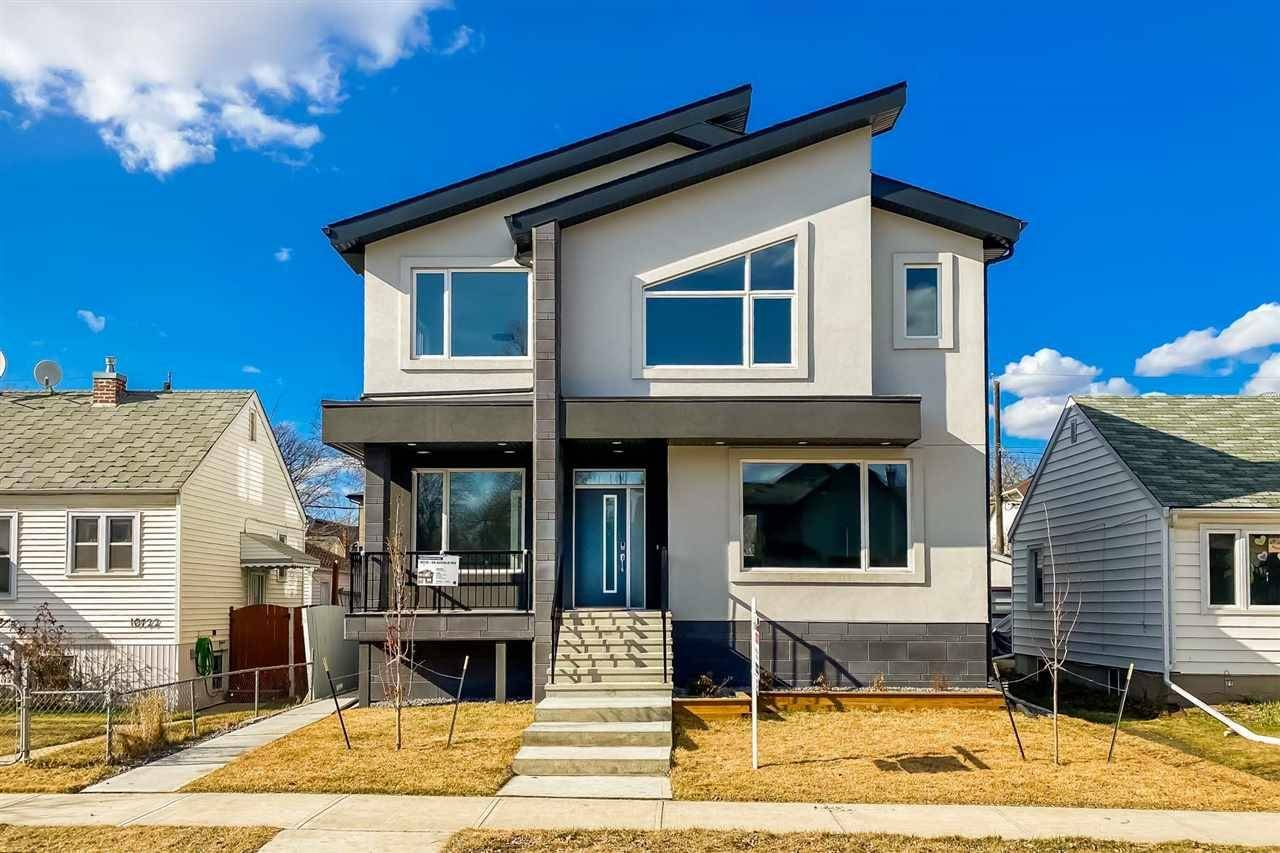 House for sale at 10718 68 Ave Nw Edmonton Alberta - MLS: E4190393