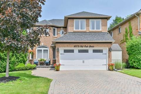House for sale at 1072 Old Oak Dr Oakville Ontario - MLS: W4512306