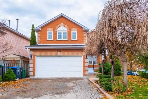 House for sale at 1072 Swinbourne Dr Mississauga Ontario - MLS: W4640513