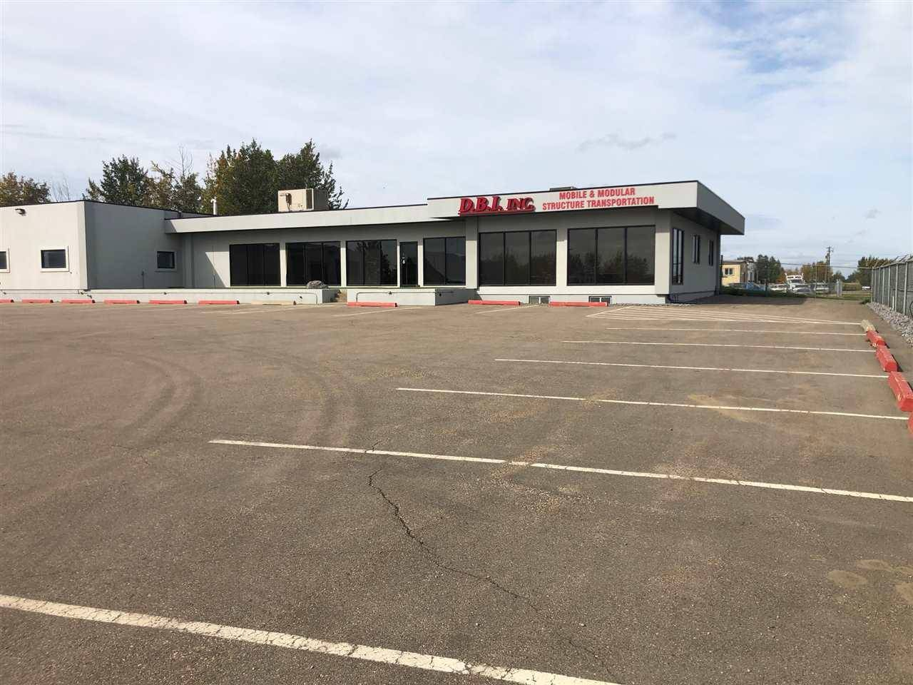 Commercial property for lease at 10720 209 St Nw Edmonton Alberta - MLS: E4175447