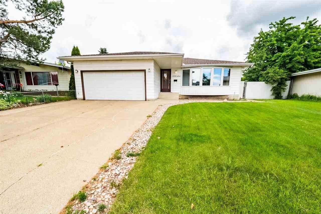 House for sale at 10720 42 Av NW Edmonton Alberta - MLS: E4203392
