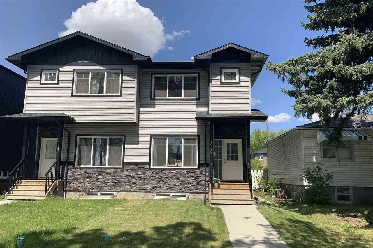 Townhouse for sale at 10720 69 Av NW Edmonton Alberta - MLS: E4200004