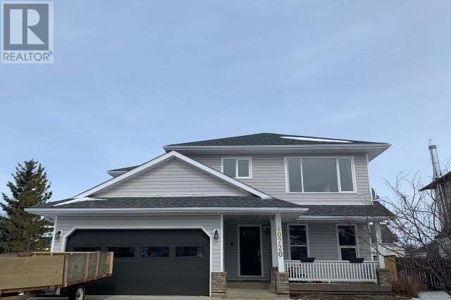 House for sale at 10720 Cyprus Ct Dawson Creek British Columbia - MLS: 183205