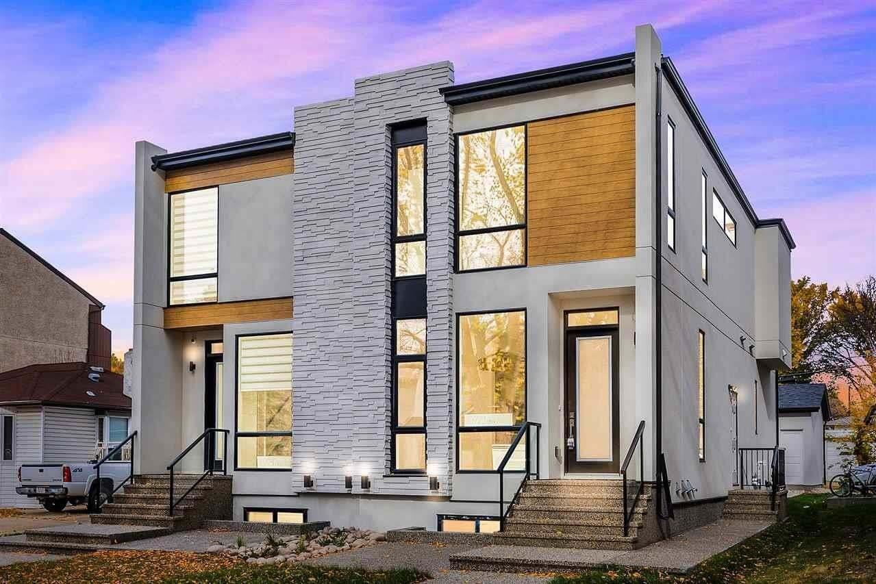 Townhouse for sale at 10722 University Av NW Edmonton Alberta - MLS: E4216936