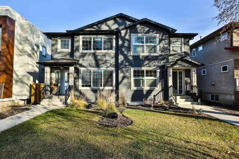 Townhouse for sale at 10724 72 Ave Nw Edmonton Alberta - MLS: E4156431