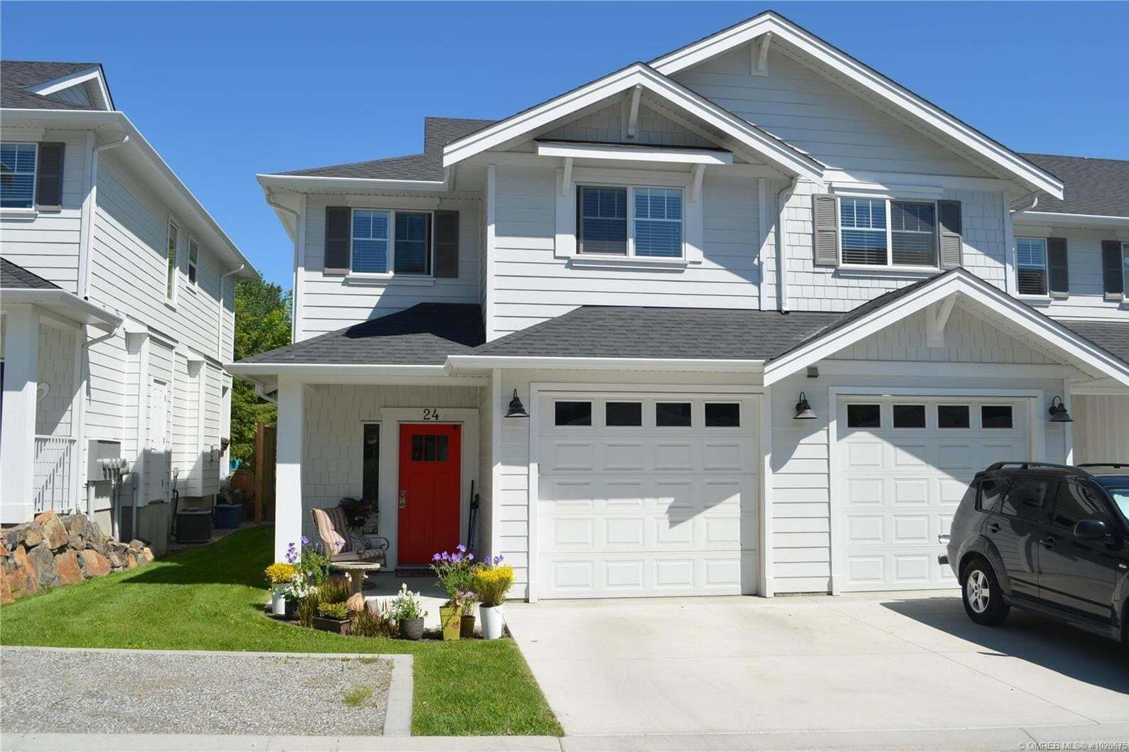 Townhouse for sale at 10724 Bottom Wood Lake Rd Lake Country British Columbia - MLS: 10206758