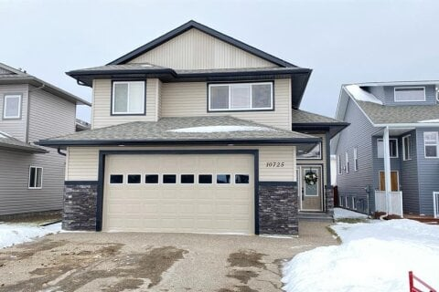 House for sale at 10725 126 Ave Grande Prairie Alberta - MLS: A1054687
