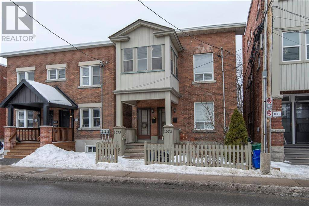 House for sale at 1075 Gladstone Ave Unit 1073 Ottawa Ontario - MLS: 1179503
