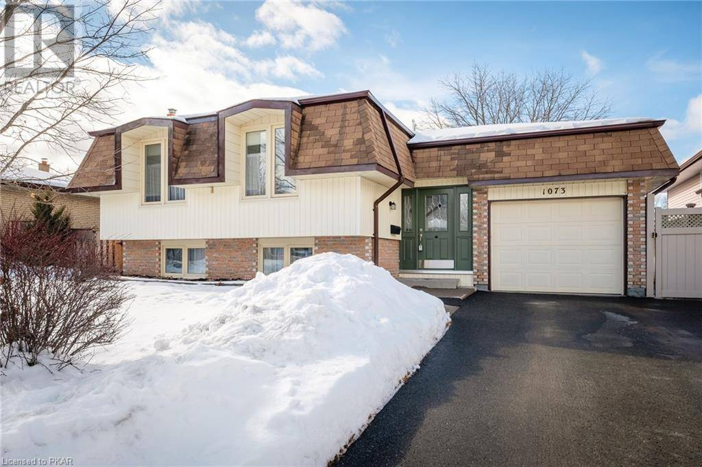 House for sale at 1073 Ashdale Cres Peterborough Ontario - MLS: 242981