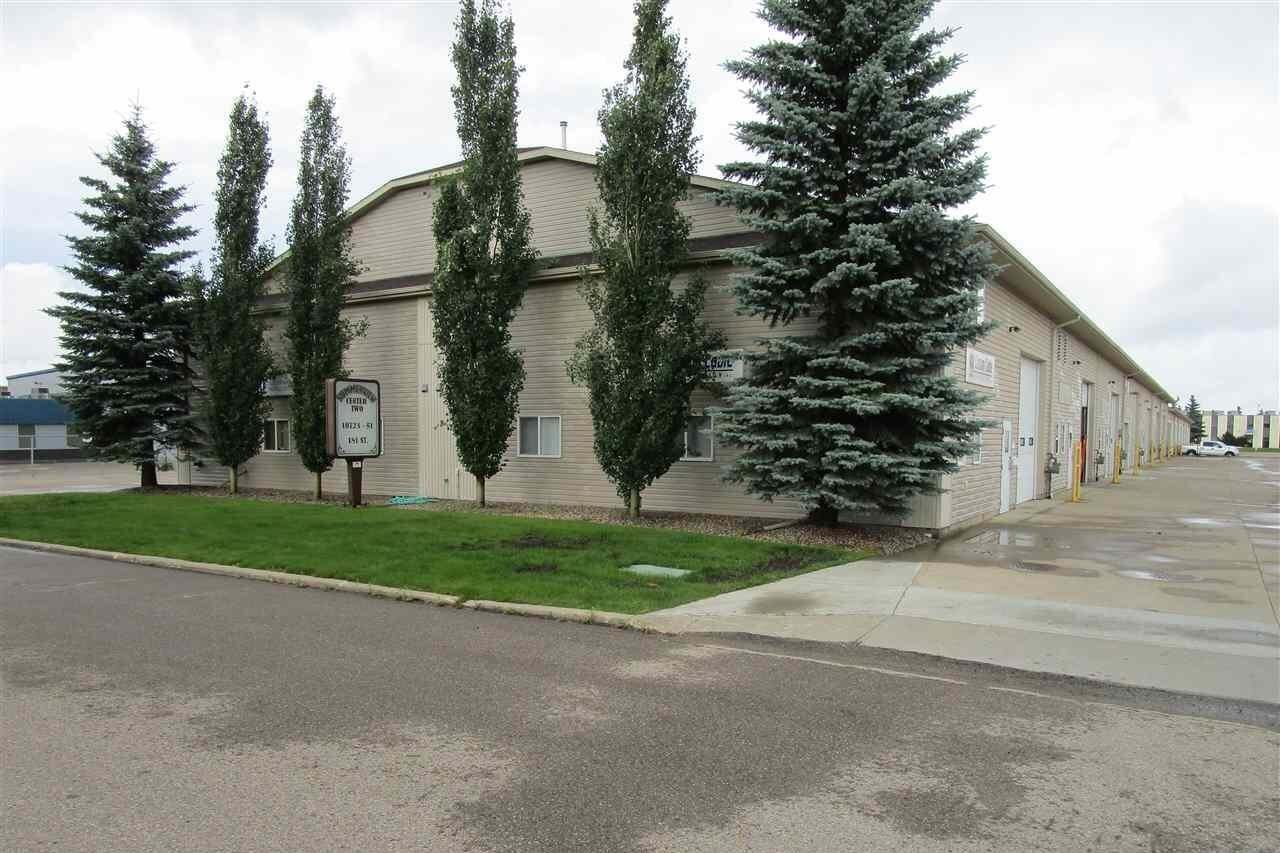 Commercial property for sale at 10735 181 St NW Edmonton Alberta - MLS: E4207594