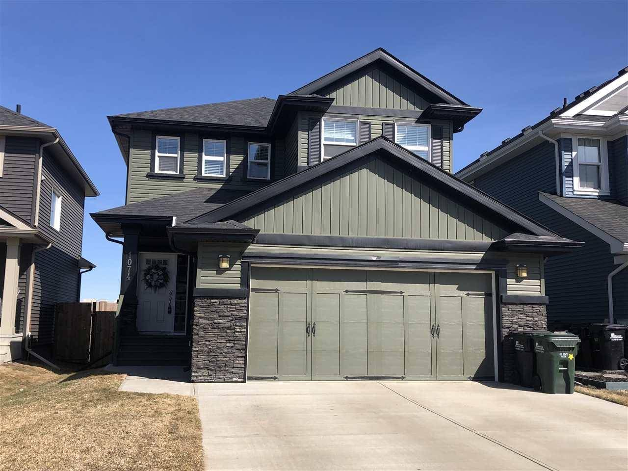 House for sale at 1074 Allendale Cres Sherwood Park Alberta - MLS: E4187229