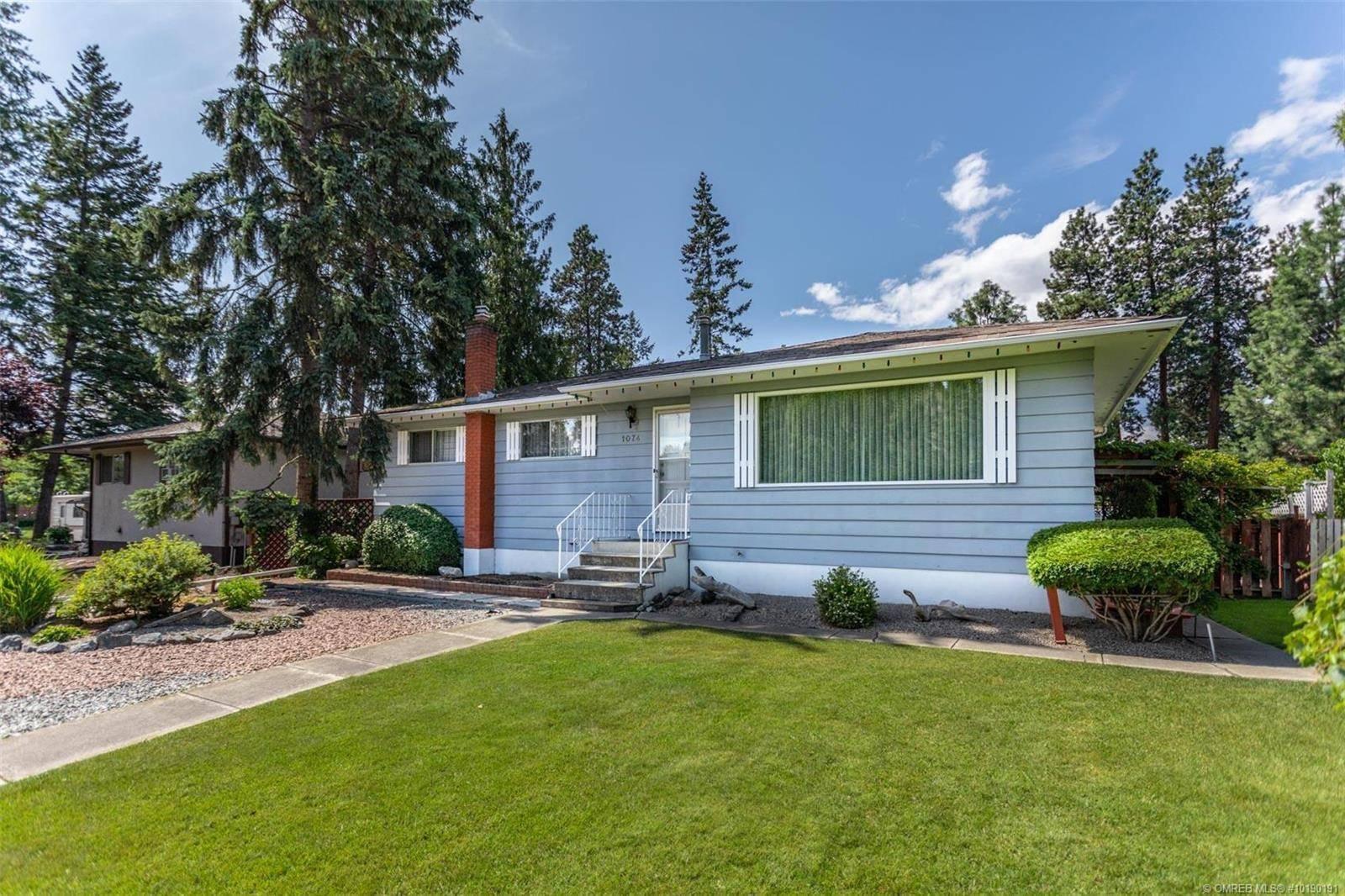 House for sale at 1074 Glenmore Rd Kelowna British Columbia - MLS: 10190191