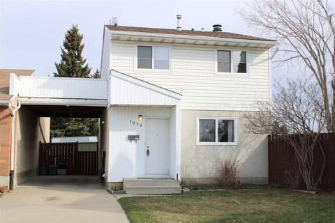 Townhouse for sale at 1074 Millbourne Rd Nw Edmonton Alberta - MLS: E4152494