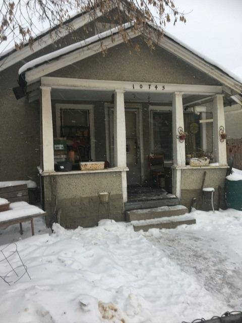 House for sale at 10745 95 St Nw Edmonton Alberta - MLS: E4147734