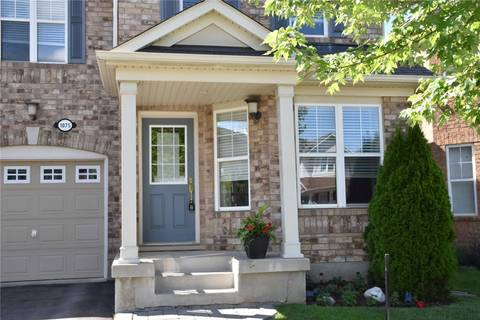 Townhouse for sale at 1075 Clark Blvd Milton Ontario - MLS: W4502380