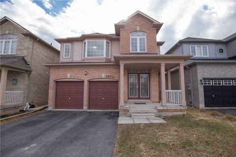 House for sale at 1075 Easterbrook Cres Milton Ontario - MLS: W4725368