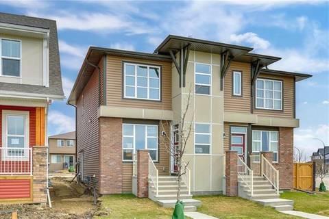 Townhouse for sale at 1075 Seton Circ Southeast Calgary Alberta - MLS: C4244380