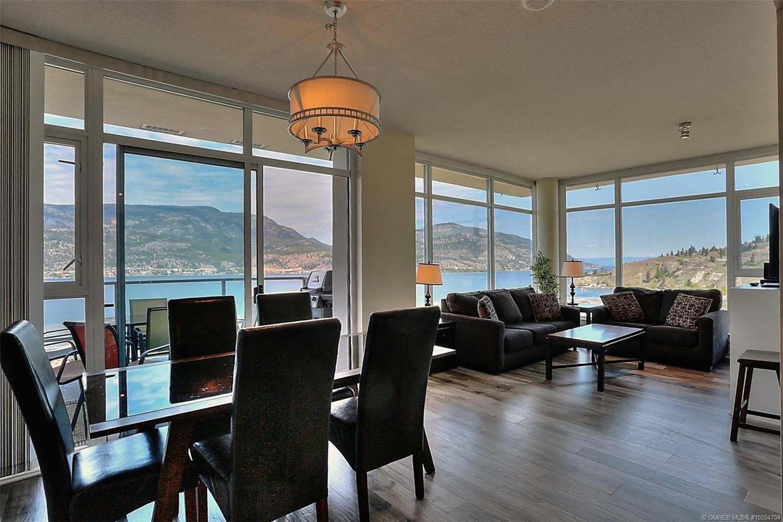 Condo for sale at 1075 Sunset Dr Kelowna British Columbia - MLS: 10204704