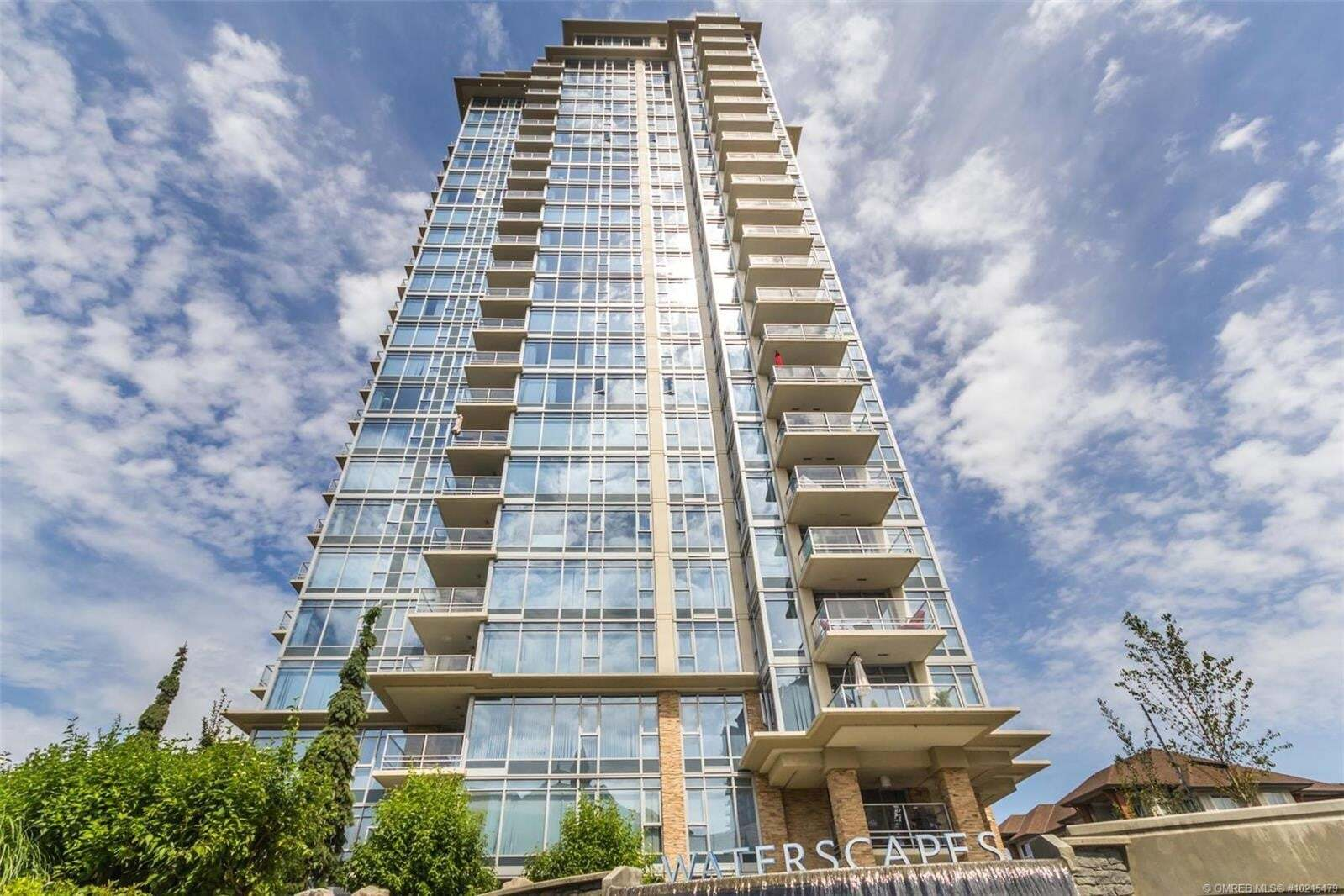 Condo for sale at 1075 Sunset Dr Kelowna British Columbia - MLS: 10215479