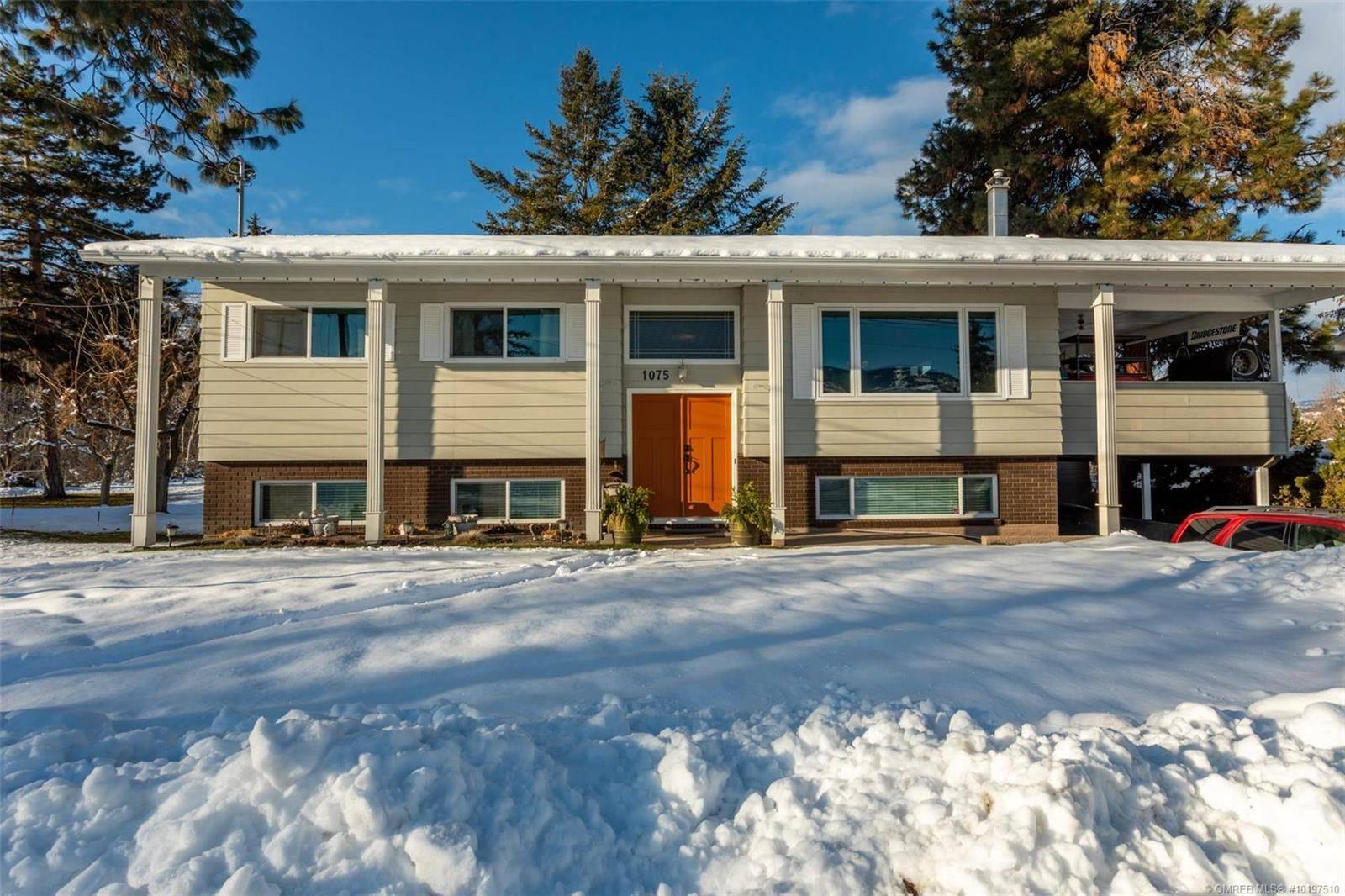 House for sale at 1075 Tamarack Dr Kelowna British Columbia - MLS: 10197510