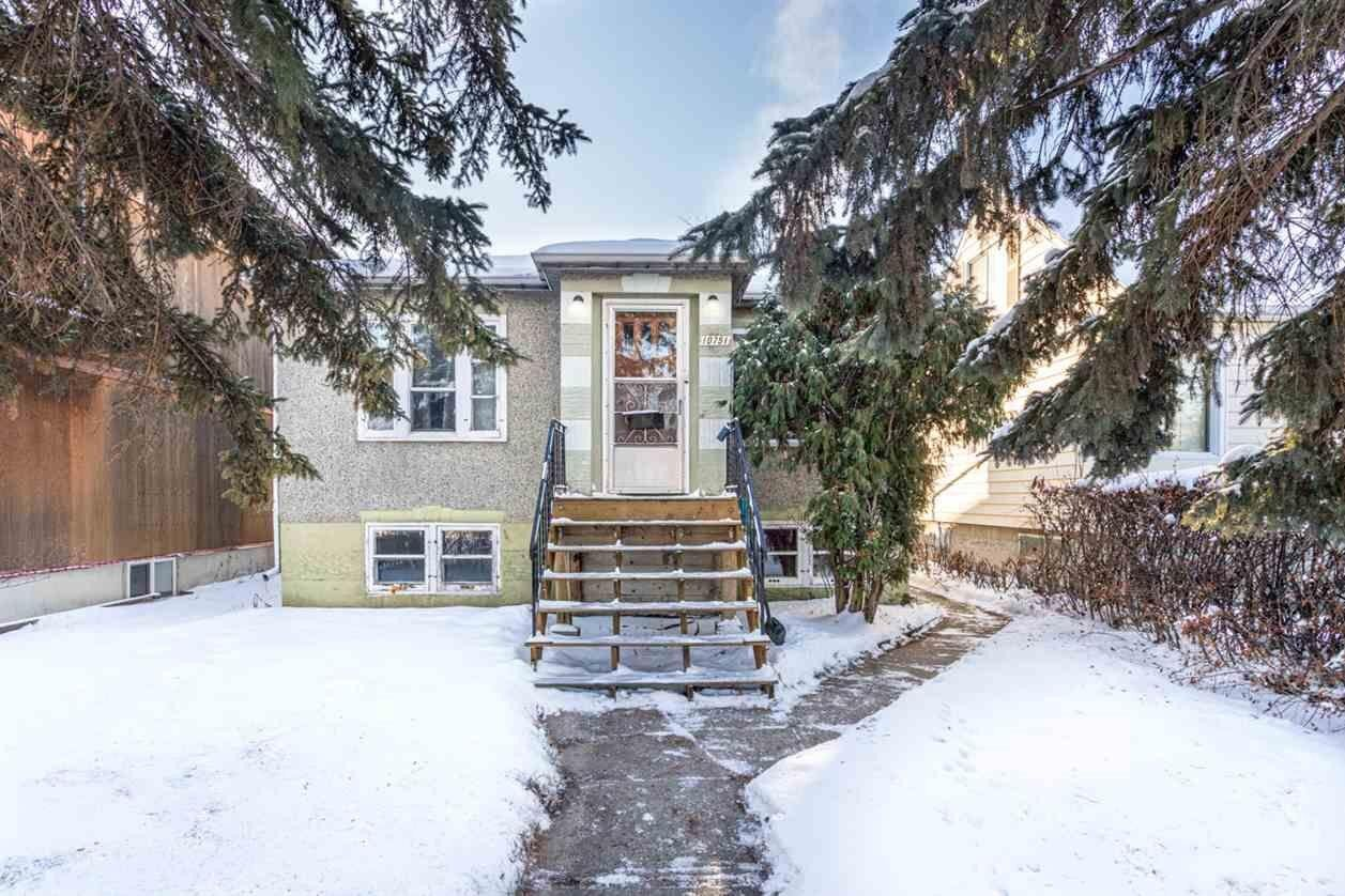 House for sale at 10751 75 Av NW Edmonton Alberta - MLS: E4215031
