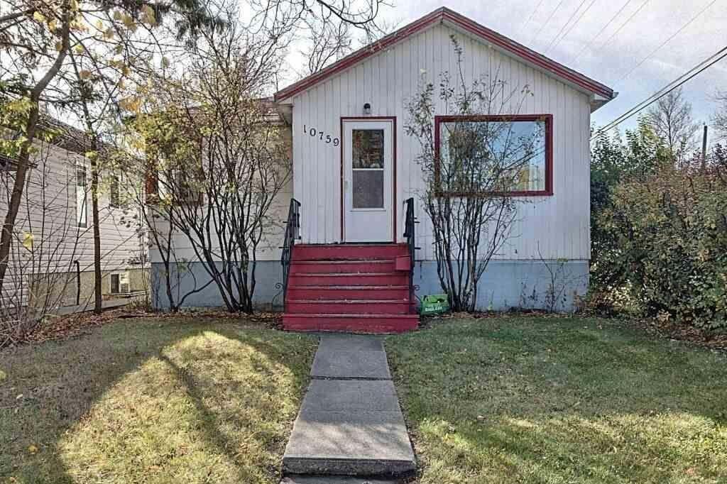 House for sale at 10759 74 Av NW Edmonton Alberta - MLS: E4217884
