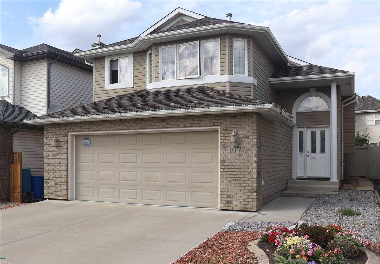 House for sale at 1076 Leger Blvd Nw Edmonton Alberta - MLS: E4175172