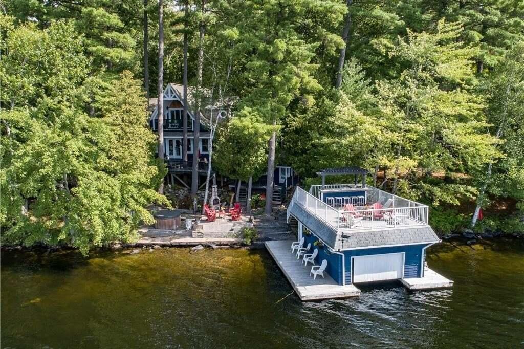 House for sale at 1076 Sydney Rd Gravenhurst Ontario - MLS: 261057